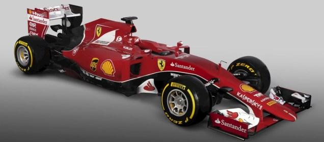 Ferrari SF15-T skos