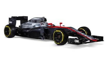 McLaren Honda MP4-30 prezentacja