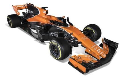 McLaren MCL32 skos