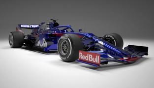 2019 Toro Rosso STR14 prezentacja skos