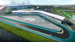2019 GP Miami schemat toru 01