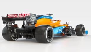 2020 McLaren MCL35 prezentacja grafika 04