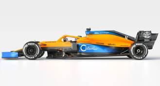 2020 McLaren MCL35 prezentacja grafika 05