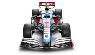 2020 Williams FW43 prezentacja 01
