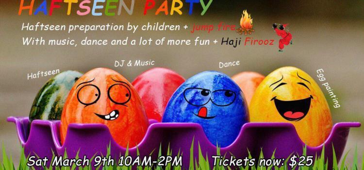 Cyrus Persian Academy Haftseen Party | جشن هفت سین آموزشگاه پارسی کوروش