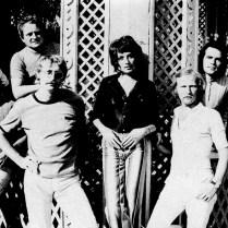 Marie Rottrová Flamingo (Richard Kovalčík úplně vpravo) - (1971)