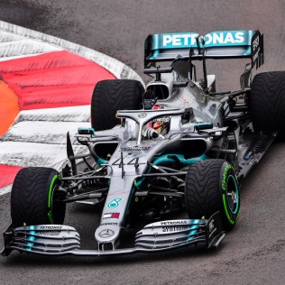2019 Mexican Grand Prix, Friday - LAT Images