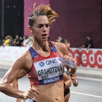 Anežka Drahotová, 20 km chůze 19. místo MS Dauhá 2019 (11)