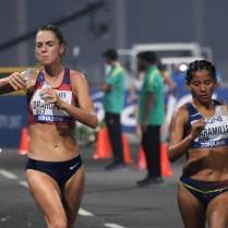 Anežka Drahotová, 20 km chůze 19. místo MS Dauhá 2019 (30)