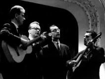 První foto SK (Tichota, Keller, Mach, Kastelovič) - (1962)