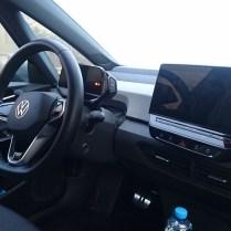 VW ID.3 interiér