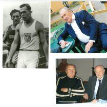 Ludvík Liška atlet