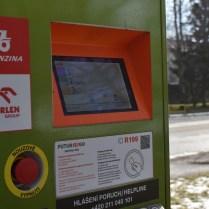 dobiječka ČEZ Benzina Orlen