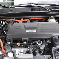 Honda motor A