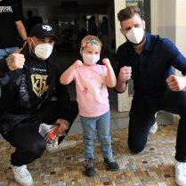 Karlos rozdává radost na dětské onkologii (16)
