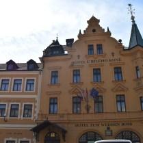 Loket hotel u Bílého koně