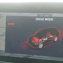 Drive mode Sport
