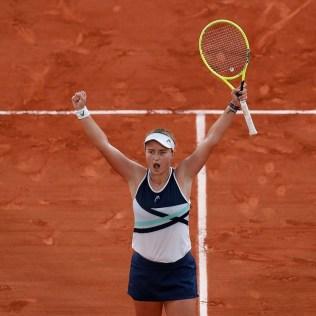 Krejčíková, foto Reuters