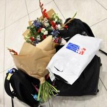 Atletika, přílet medailistů z MEJ 2021 (91)