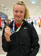 Atleti, pøílet z MSJ 2021 medailisté