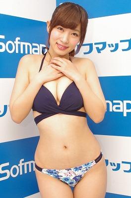 恵比寿マスカッツ・石岡真衣が手ブラに挑戦!「ドキドキしちゃいました!」の画像4