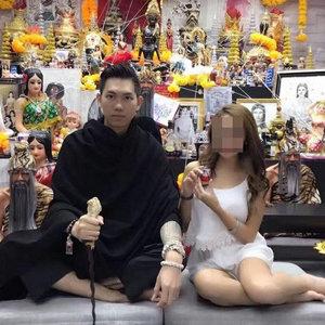 アイドルやモデルも毒牙に!? 「セックスで運気注入!」していた香港のエロ黒魔術師を逮捕の画像3