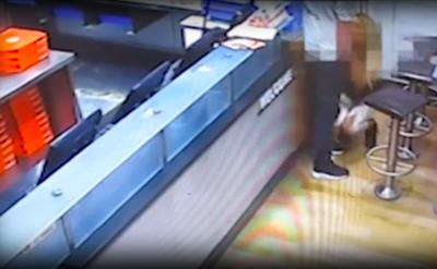 チーズの匂いで欲情? ドミノ・ピザ店内で立ちバックしたカップルに有罪判決!の画像2