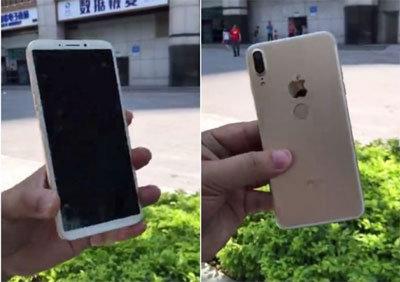 本家の発売に先駆け、iPhone 8がアジア最大級の偽スマホマーケットに登場!の画像2