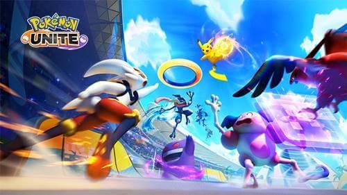 ポケモン初のチーム戦ゲーム『ポケモンユナイト』が基本プレイ無料で7月配信!木曜日からはテスト版のプレイもの画像1