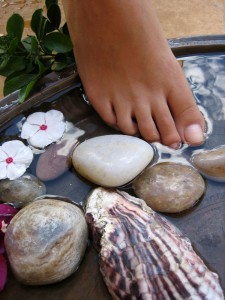 Japanese Pedicure