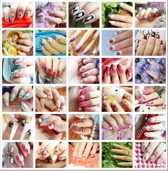 365 Days Nail Art Challenge Mont Bleus Beauty Blog