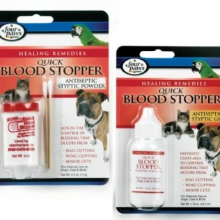 Pet blood stopper coagulant