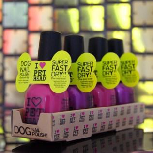 Pet nail polish