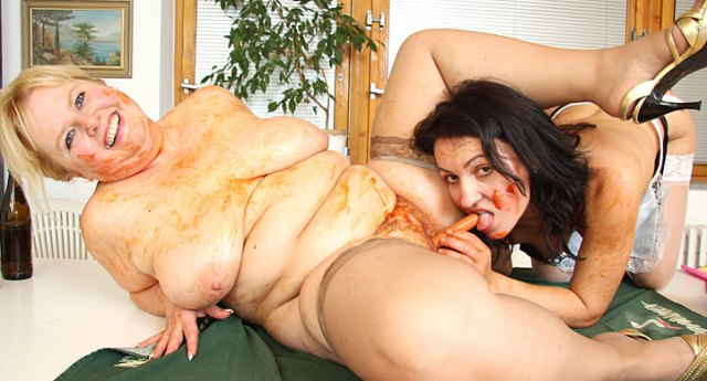 Aged Women Klaudie And Majda Mature Porn Video Hd