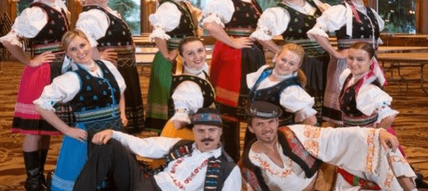 7TH ANNIVERSARY OF FOLKLORE GROUP KARIČKA DANCE PARTY IN SAN DIEGO
