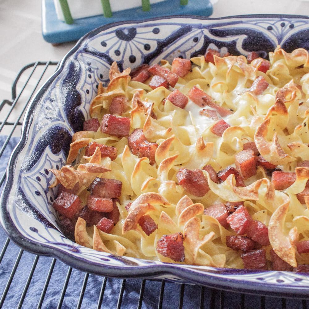 Noodle casserole czech unkafleky czech in the kitchen just so easy forumfinder Gallery