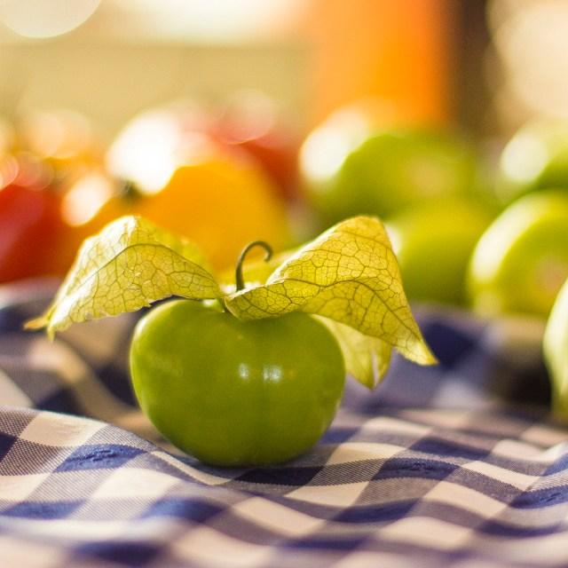 Chunky Tomatillo Salsa0013