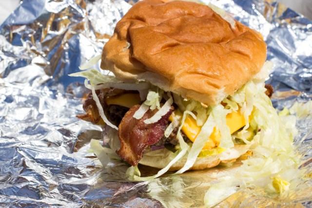 North Star Bacon Cheeseburger0067