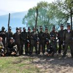 Once upon a time in Krasiejów – Paintball