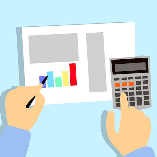 financijski planovi istaknuta slika