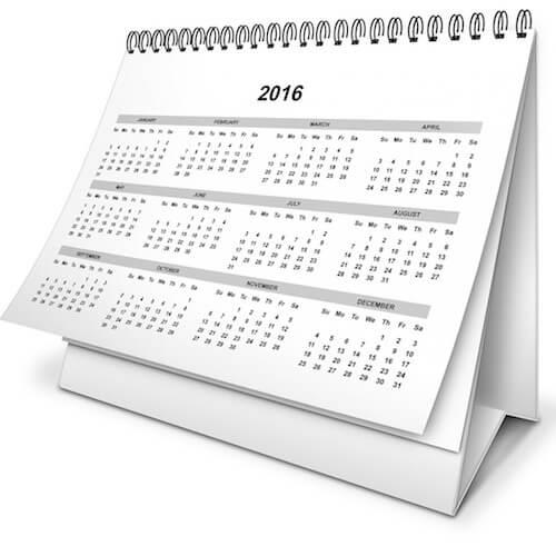 kalendar 2016 istaknuta slika