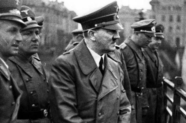 Czy Hitler wiedział o holokauście?