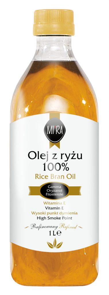 Ważne! Wycofanie produktu MI'RA Olej z ryżu. Nie spożywać!