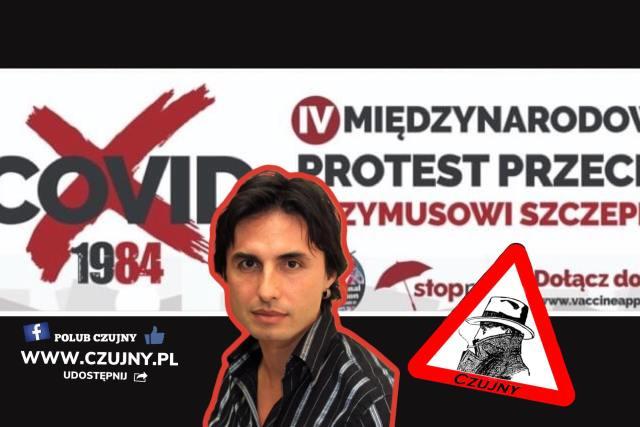 Ivan Komarenko pod prąd, za wolnością.
