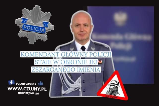 Obrona pracowników policji. Pociągnięcie do odpowiedzialności!