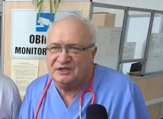 Prof. Simon z pobłażaniem o koronawirusie…kiedyś.