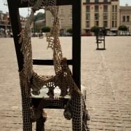 kraków ghetto memorial