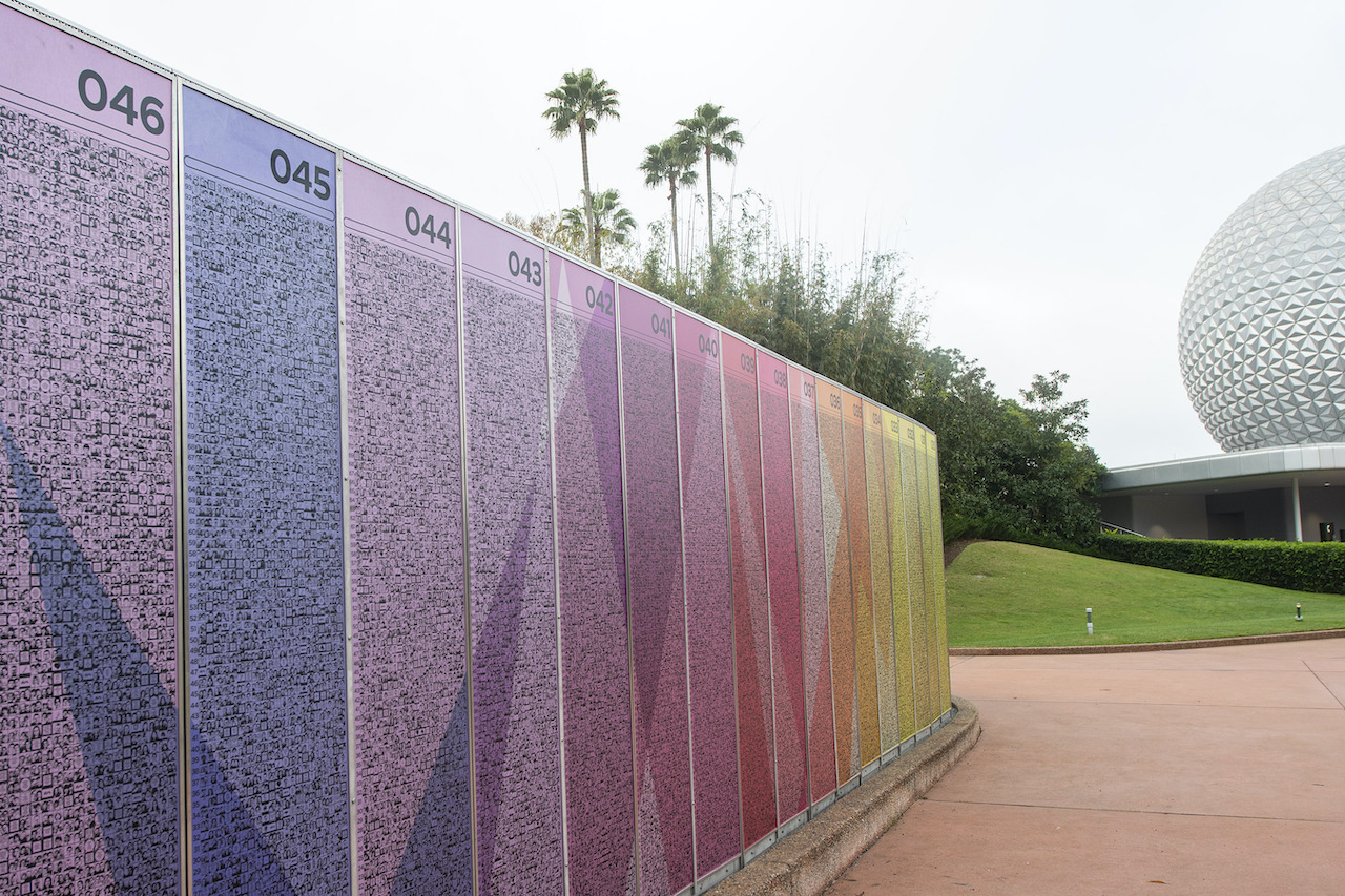 Leave a Legacy, foto: Disney parks Blog