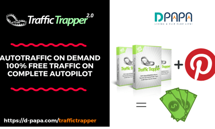 """New """"Traffic-Trapping"""" Software Gets You Highly Targeted 100% FREE Traffic On Complete AUTOPILOT"""