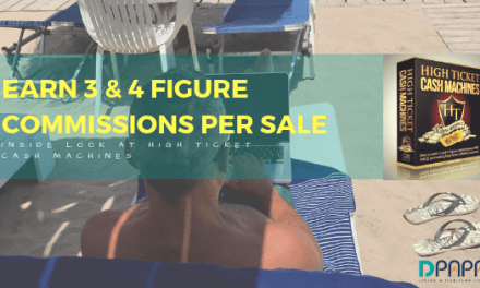 How to earn 3 and 4 Figure commissions, PER SALE Promoting High Ticket Affiliate Products (Free Training Included)
